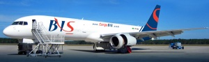 757-200F da CargoBis. Imagem: CargoBis